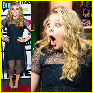 Chloe Moretz Dishes On Her Relationship Status with Brooklyn Beckham!