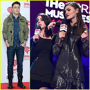 Colton Haynes & Adelaide Kane Make It a CW Affair at iHeartRadio Music Festival