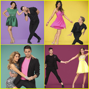 'Dancing with the Stars' Performance Videos Here!