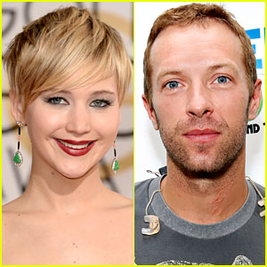 Jennifer Lawrence Got Affectionate with Chris Martin at a Hollywood Hotspot!