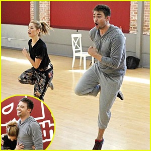 What Song Are Jonathan Bennett & Allison Holker Dancing To For 'Dancing With The Stars'?