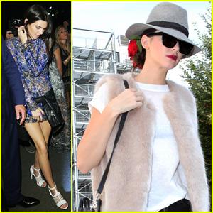Kendall Jenner Kills It at Vogue Italia's 50th Anniversary!