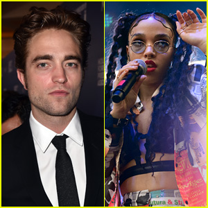 Is Robert Pattinson Dating Singer FKA Twigs?
