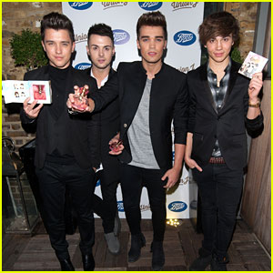 Union J Says You're Gonna Smell Beautiful in Their Fragrance!