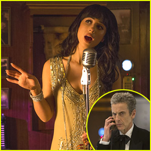 Singer Foxes Takes A Trip On The Orient Express With 'Doctor Who'