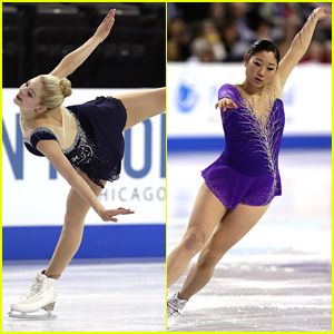 Gracie Gold: 3rd At Skate America 2014 After Ladie's Short Program - See The Pics & Video!