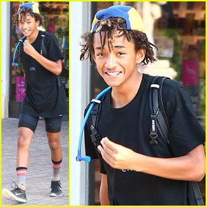 Jaden Smith Lands on Time Magazine's Most Influential Teens List 2014