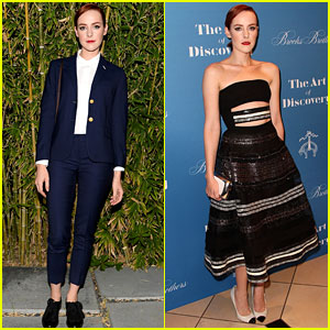 Jena Malone Wears Two Great & Totally Different Looks in One Night!