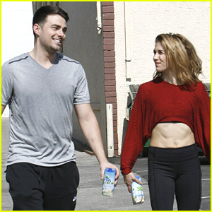 Jonathan Bennett Says We're In For A 'Cool Treat' On 'DWTS' This Week