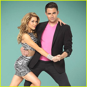 Jonathan Bennett Tells Us The Best Thing About Being On 'DWTS'; Re-Watch All His Dances With Allison Holker!