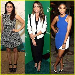 Mae Whitman, Nikki Reed & Alexandra Shipp Step Out For Variety's Power Of Women Event
