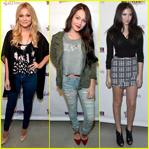 Olivia Holt Signs with Hollywood Records for Debut Album!