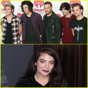 One Direction & Lorde Will Perform at AMA's 2014!