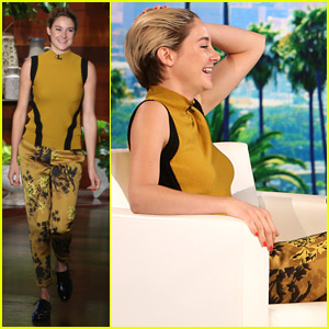 Shailene Woodley Says Travel & Experience Things While You're Young!