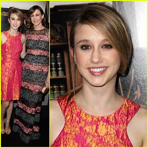 Taissa Farmiga Joins Sister Vera For 'The Judge' Premiere