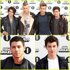 The Vamps Pick Up Three Awards at BBC Radio 1 Teen Awards!