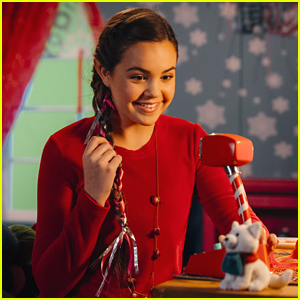 Bailee Madison Brings Christmas Magic To 'Northpole' On Hallmark Channel