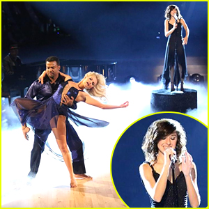 Christina Grimmie Performs On 'DWTS' & We Almost Missed It - Watch It Here!