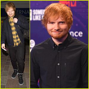 Ed Sheeran: MTV EMAs 2014 Is Starting Now!