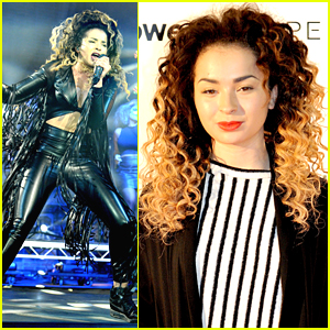 Ella Eyre Unleashes Her Inner Catwoman At Vevo Halloween Bash