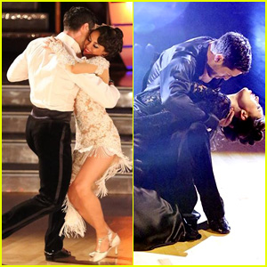 paso doble janel and val relationship