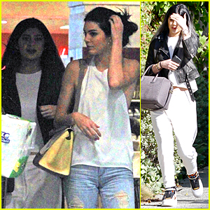 Kendall Jenner Goes Grocery Shopping on 19th Birthday