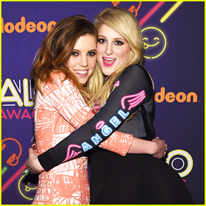 Meghan Trainor & Echosmith's Sydney Sierota Could Be The Cutest BFFs We've ... - Just Jared Jr.