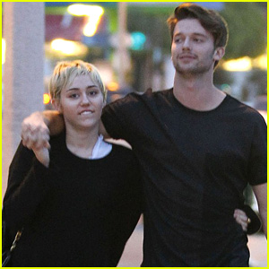 Miley Cyrus & Patrick Schwarzenegger Look Cute Together on Their Post-Thanksgiving Date!