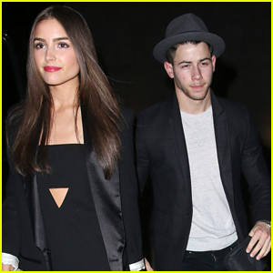 Nick Jonas is 'Happy' on His Dinner Date with Olivia Culpo!