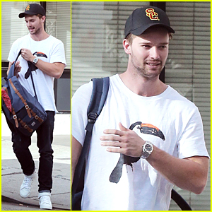 Patrick Schwarzenegger & Miley Cyrus Showed PDA at HIV/AIDS Documentary Premiere