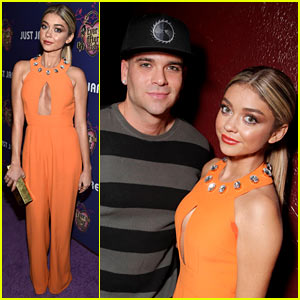 Sarah Hyland Is JJ's Homecoming Dance Darling