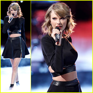 Taylor Swift Is On Fire for 'Blank Space' Performance on 'The Voice' - Watch Now!