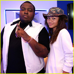 Zendaya Hits the Studio with Sean Kingston for New Duet 'Heart on Empty'!