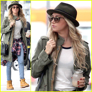 Ashley Tisdale: My Style Is Always Changing