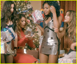 Fifth Harmony Debut The Cutest 'All I Want For Christmas Is You' Video Ever