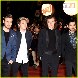 Why Did One Direction Appear at NRJ Awards 2014 Without Louis Tomlinson?