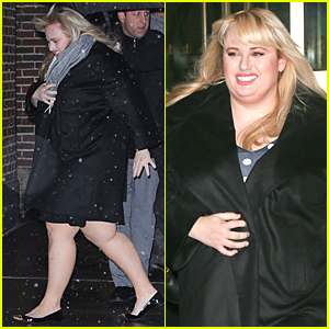 Rebel Wilson Has Discussed 'Ghostbusters' With Paul Feig