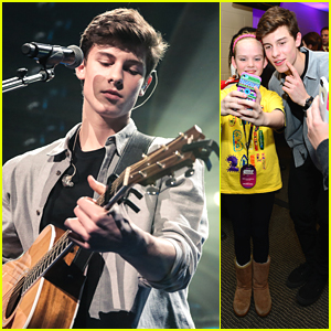 Shawn Mendes Gets Wowed By AGT Winner Magician Mat Franco's Trick In Exclusive Vid - Watch Here!