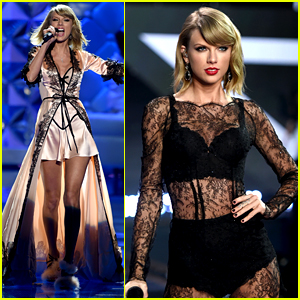 Victoria's Secret Fashion Show 2015 Taylor Swift Style Taylor Swift Totally Slays at