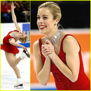Ashley Wagner Wins National Figure Skating Championships; Gracie Gold In Second