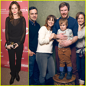Brie Larson Goes 'Digging For Fire' During Sundance Film Festival 2015