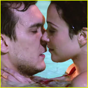 April & Leo Go Midnight Swimming In New 'Chasing Life' Preview - Watch Now!