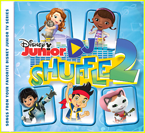 'DJ Shuffle 2' Exclusive Reveal: See The Artwork & Track List Here!