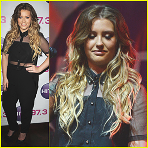 Ella Henderson Explains How 'Ghost' Came To Life With Ryan Tedder