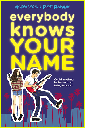 We've Got An Exclusive First Read Of 'Everybody Knows Your Name' By Andrea Seigel & Brent Bradshaw!