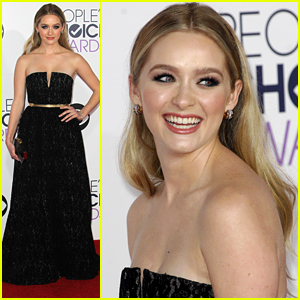 Greer Grammer Is Getting Nervous About The Golden Globes