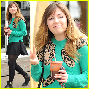 Jennette McCurdy Dishes On New Role in Netflix's 'Between'