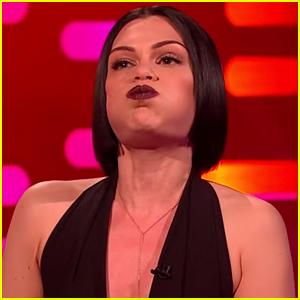 Jessie j can sing bang bang mouth closed jpg