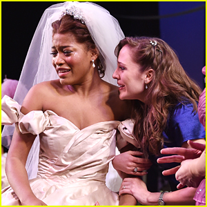 Keke Palmer & Laura Osnes Shed Tears At Cinderella on Broadway's Closing Night