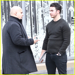 Kevin Jonas: 'Things Are Getting Nutty' on 'The Apprentice'